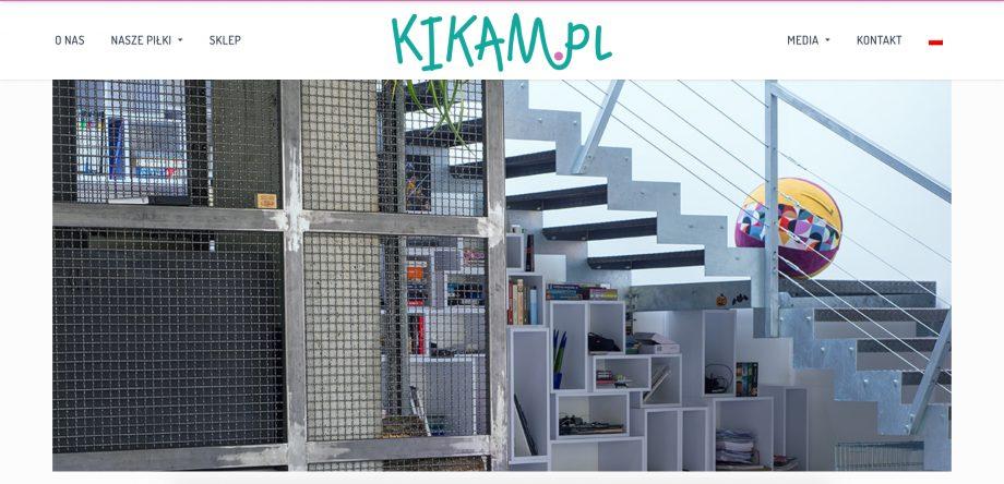 Kikam.pl – szykowne piłki